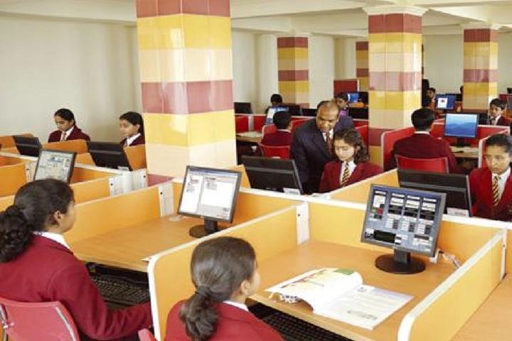 Dalhousie Public School-Computer Lab