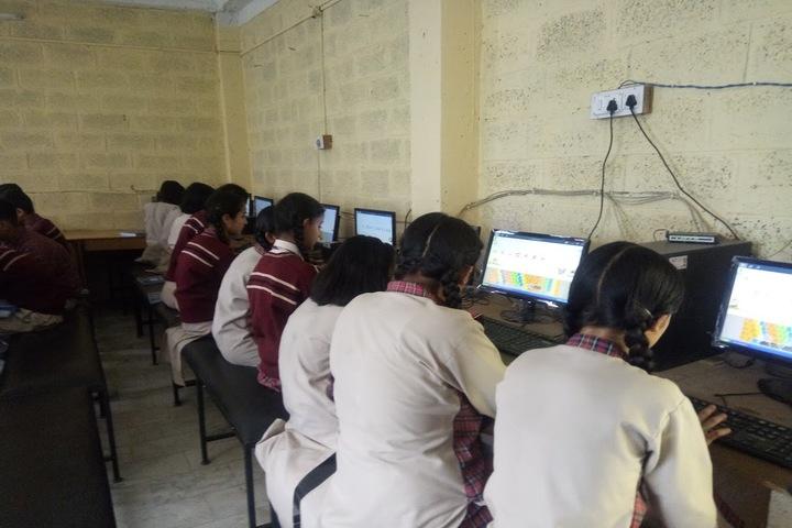 DAV Centenary Public School-Computer Lab