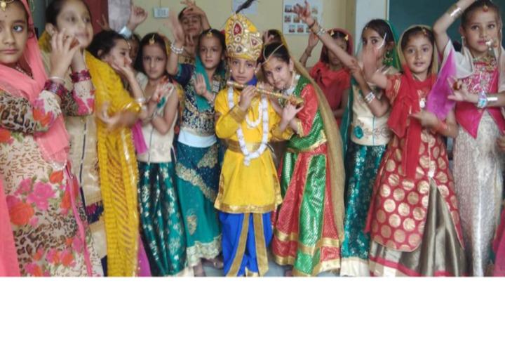 DAV Centenary Public School-Festival Celebrations