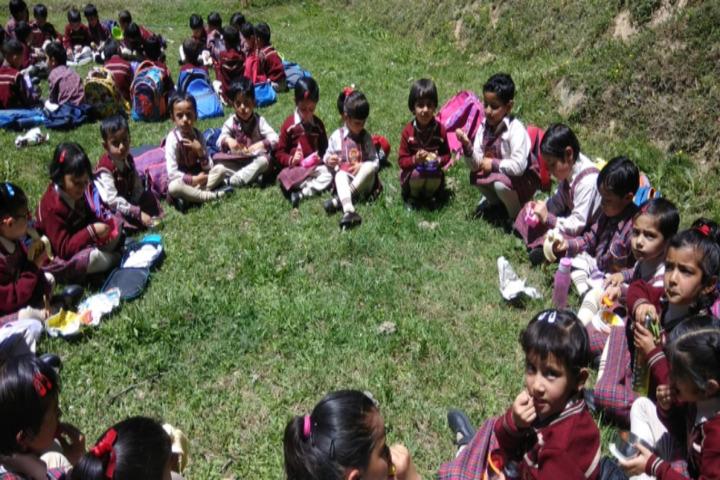 DAV Centenary Public School-Excursion