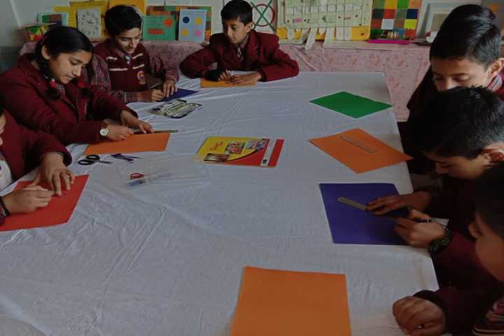 DAV Centenary Public School-Maths Lab