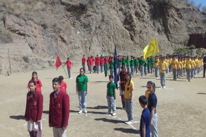 DAV Centenary Public School-Sports day