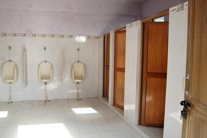 DAV Centenary Public School-Toilets