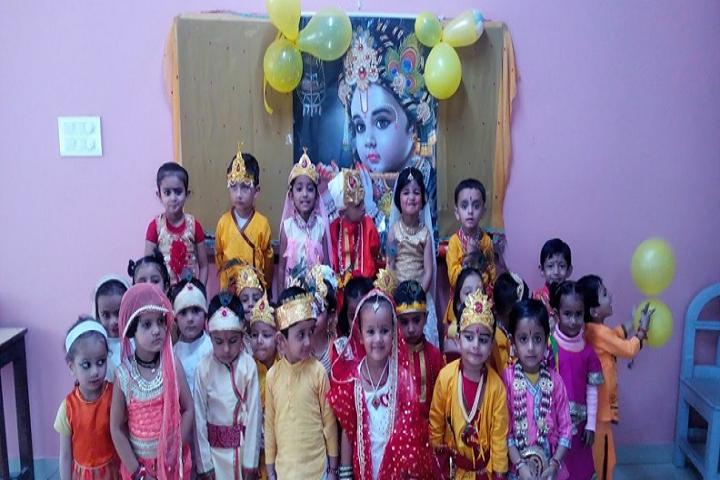 DAV Mahatma Anand Swami Public School-Fancy Dress