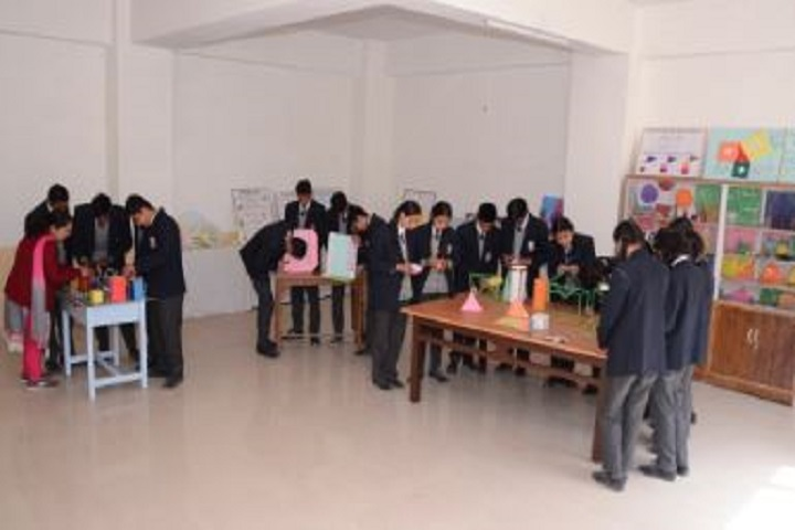 DAV Mahatma Anand Swami Public School-Maths Lab