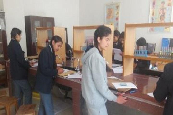 DAV Mahatma Anand Swami Public School-Science Lab