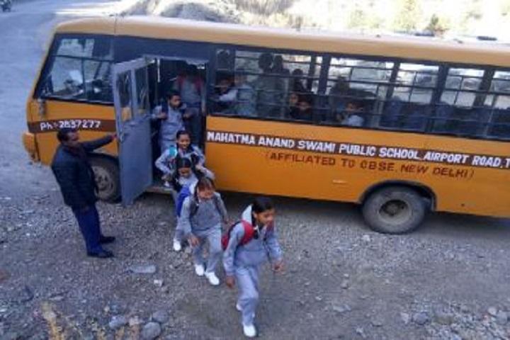 DAV Mahatma Anand Swami Public School-Transport
