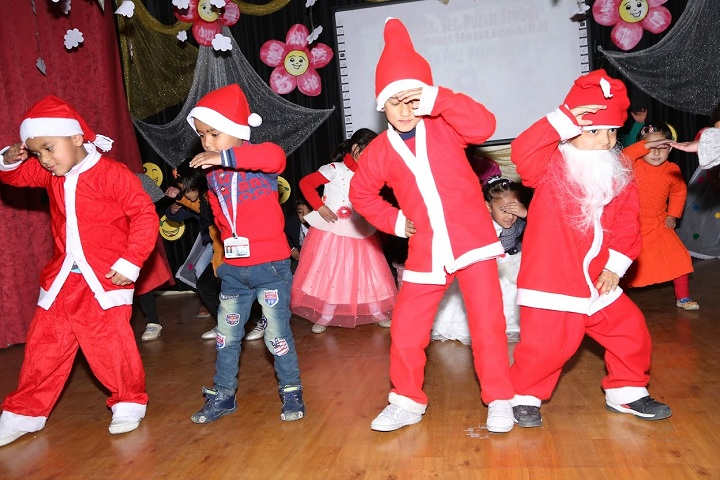 DAV Public School-Christmas Celebration