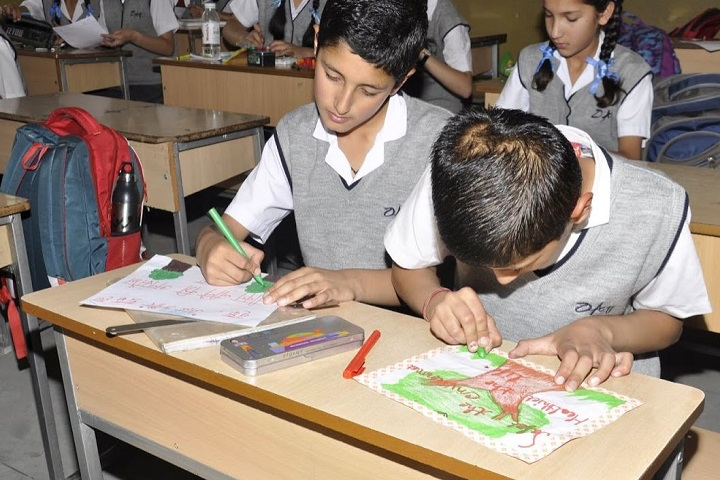 DAV Public School-Drawing