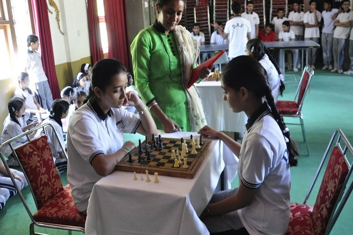 DAV Public School-Indoor Games