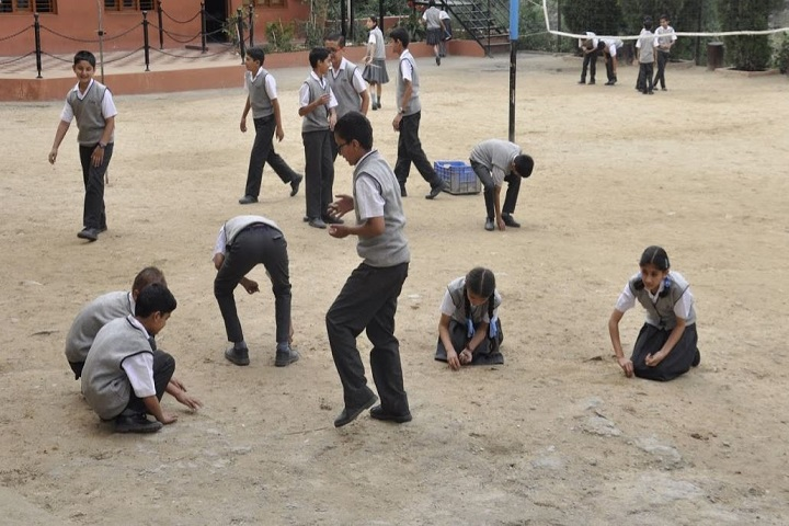 DAV Public School-Play Ground