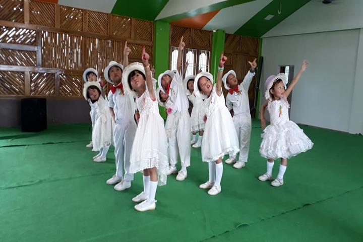 Lekhi Public School-Dance Performance
