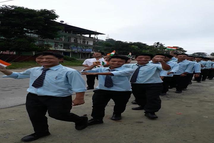 Lekhi Public School-Republic Day