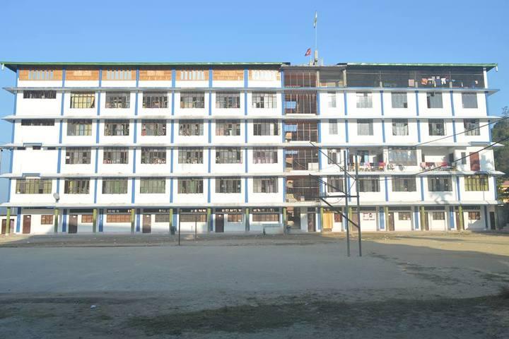 Lekhi Public School-School Building