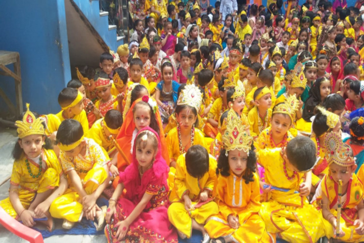 DAV Public School-Festival Celebration