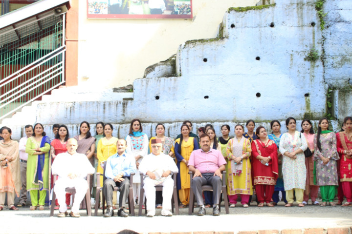 DAV Public School-Teachers