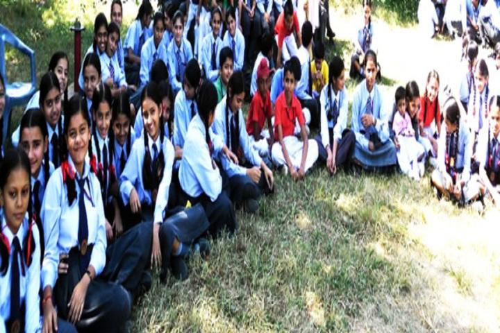 DAV Public School-Excursion