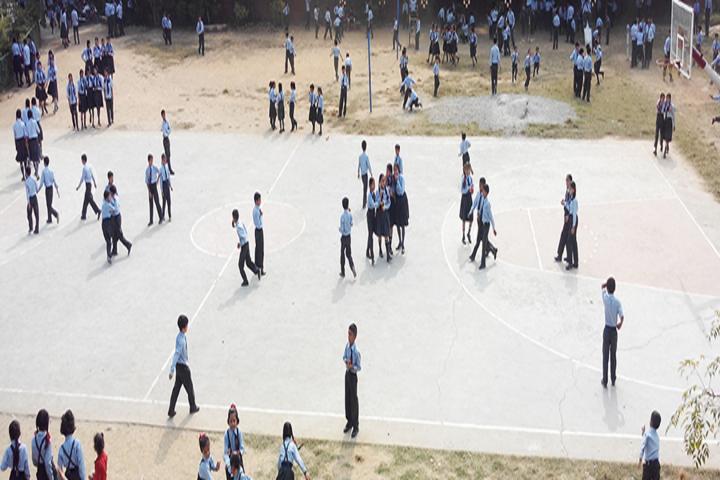 DAV Public School-School Ground