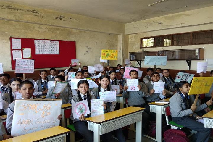DAV Public School-Drawing room