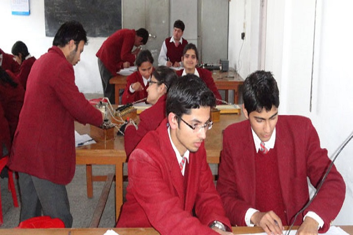 Dav Public School-Physics-Lab