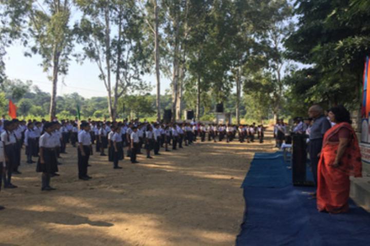 DAV Public School-Assembly