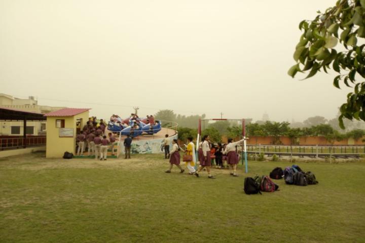 DAV Public School-Play Area