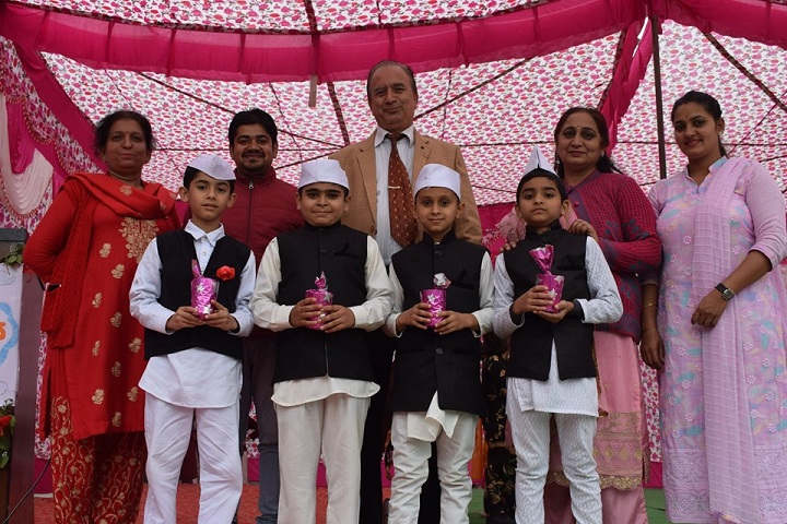 Dav Senior Secondary Public School-Achievements