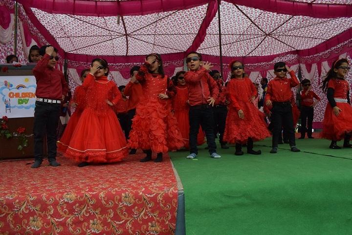 Dav Senior Secondary Public School-Dance