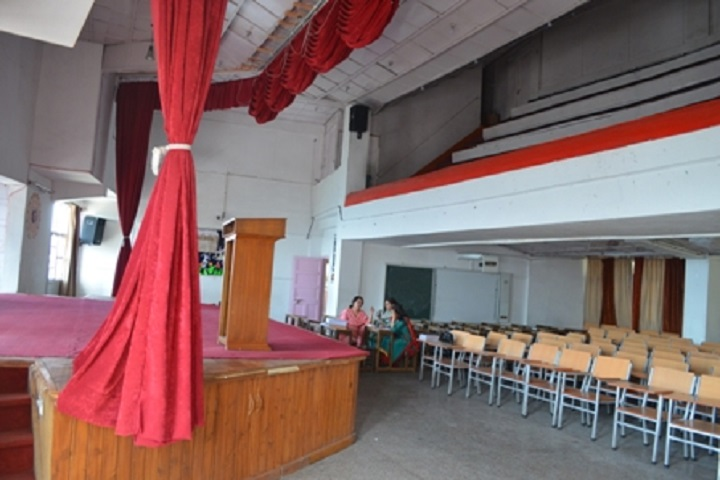 Dayanand Public School-Auditorium