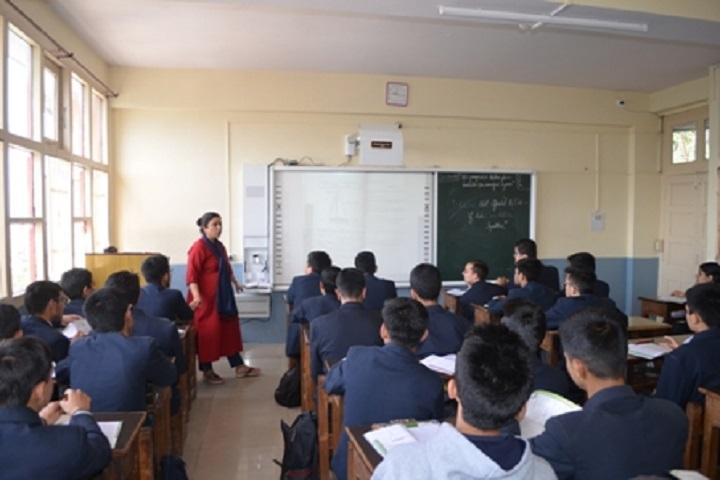 Dayanand Public School-Class