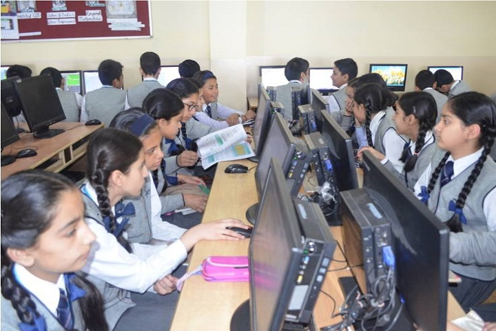 Dayanand Public School-IT-Lab