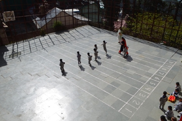 Dayanand Public School-Play Ground