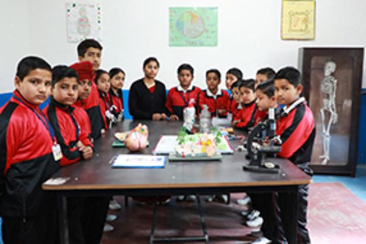 De Montreal Convent School-Activity Room