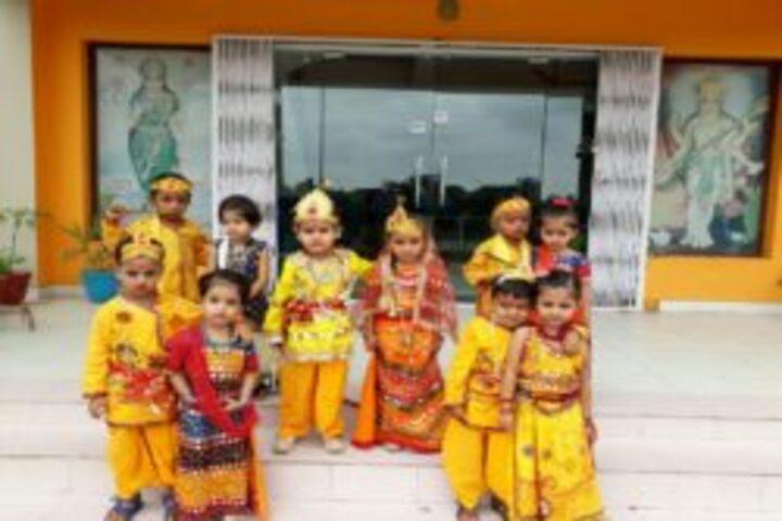 De Montreal Convent School-Krishnastami Celebrations