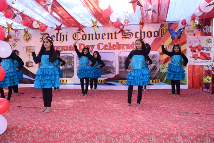 Delhi Convent School-Annual Day