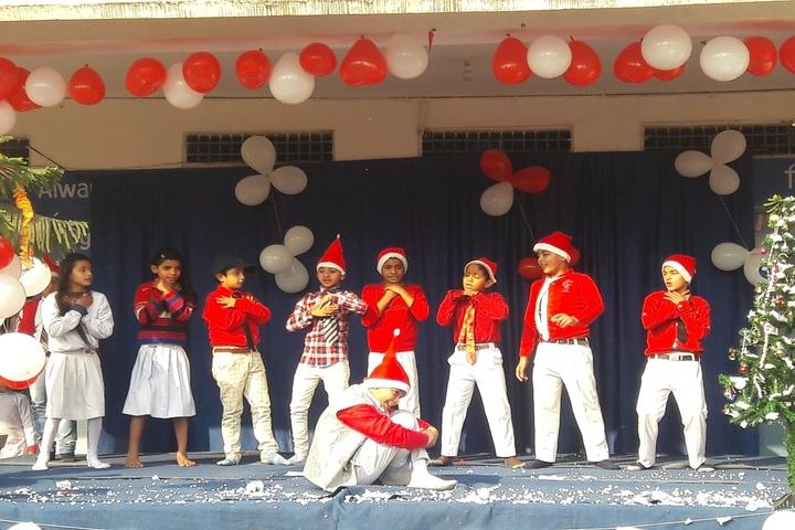 Delhi Convent School-Christmas Celebrations