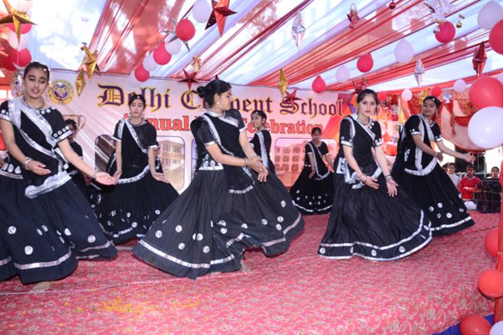 Delhi Convent School-Dancing Activity