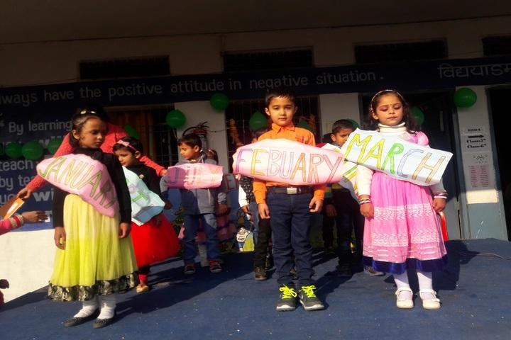 Delhi Convent School-Fancy Dress Competition