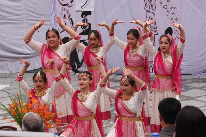 Delhi Public School-Dance1