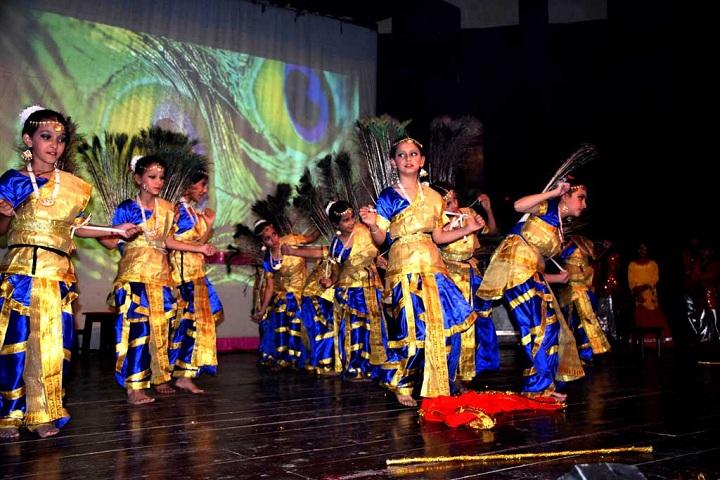 Delhi Public School-Diwali Celebrations