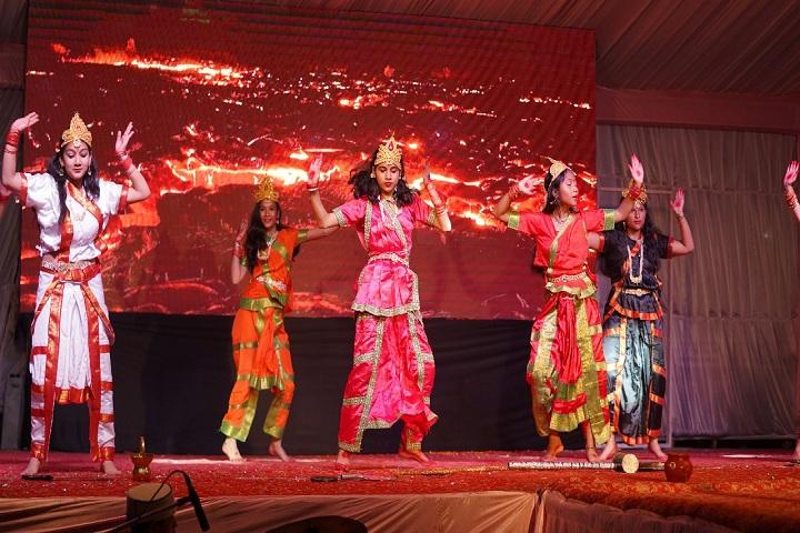 Delhi Public School-Festivals