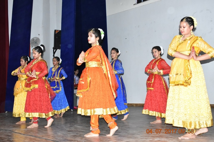 Delhi Public School-Cultural Fest