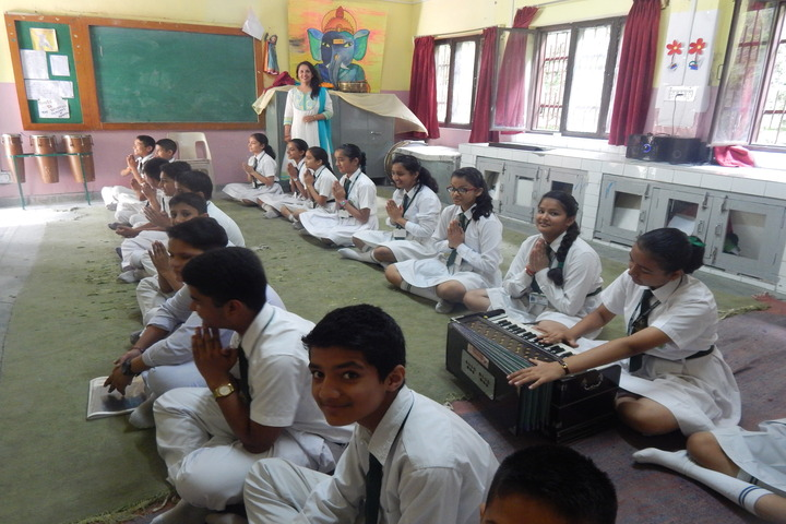 Delhi Public School-Music Activity