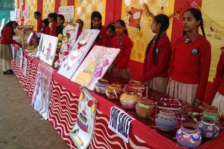 Dhauladhar Nirmla Devi Senior Secondary School-Art And Craft