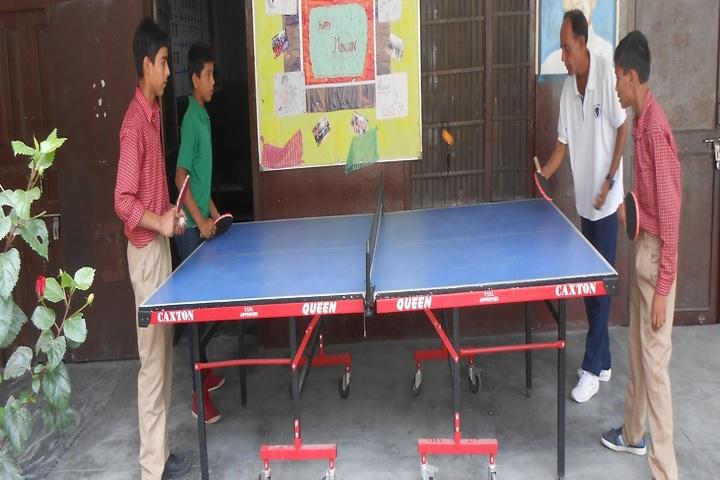 Dhauladhar Nirmla Devi Senior Secondary School-Indoor Games