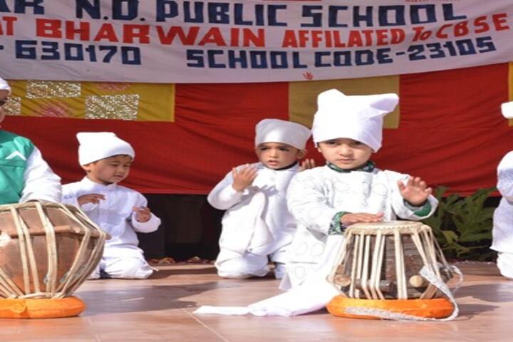 Dhauladhar Nirmla Devi Senior Secondary School-Music Activity