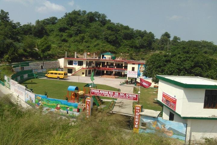 Dhauladhar Nirmla Devi Senior Secondary School-School View