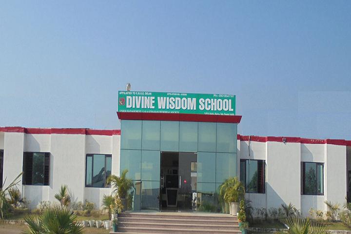 Divine Wisdom School-Campus