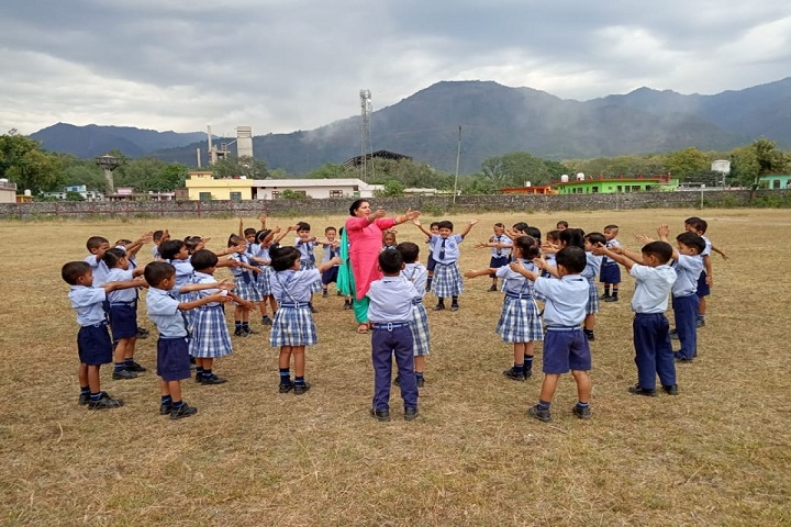Doon Valley International School-Activity