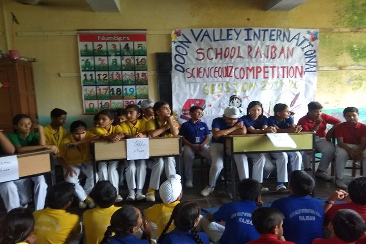 Doon Valley International School-Debate